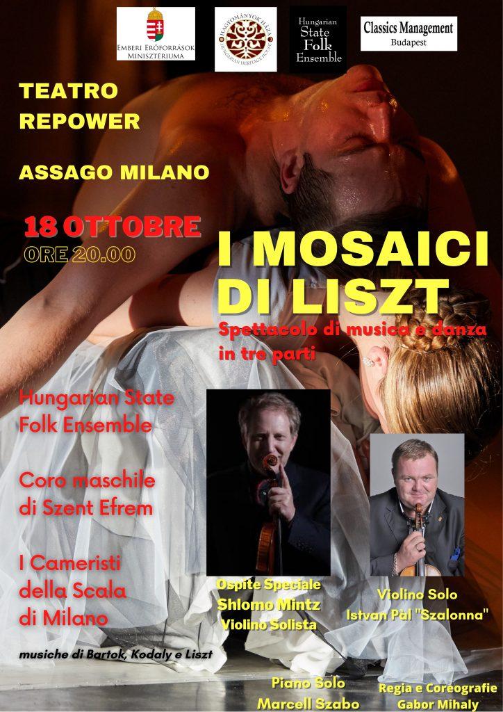 List-mosaics Milano 2020